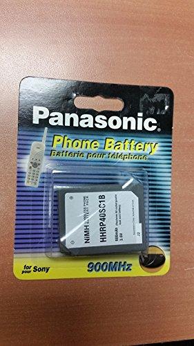 Panasonic Phone NiMH Battery for Sony 900 MHZ Phone HHRP40SC1B ()
