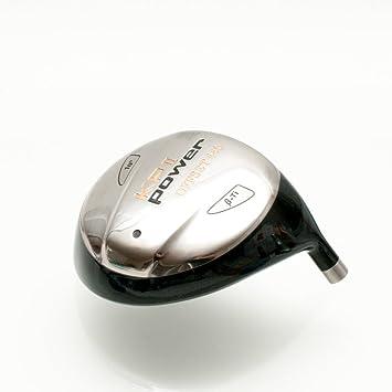KP II Offset componente de titanio cabeza de palo de golf ...