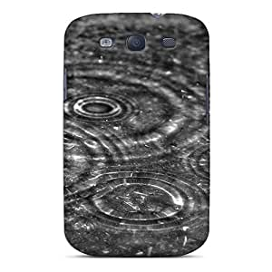 JohnPrimeauMaurice Samsung Galaxy S3 Shock-Absorbing Hard Cell-phone Cases Allow Personal Design High Resolution Rain Had The Tendence To Be Wet Image [doT8000mUyU]
