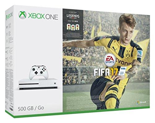 Videoentity.com 51Pnl%2BcGnTL Xbox One S FIFA 17 Console Bundle (500GB)