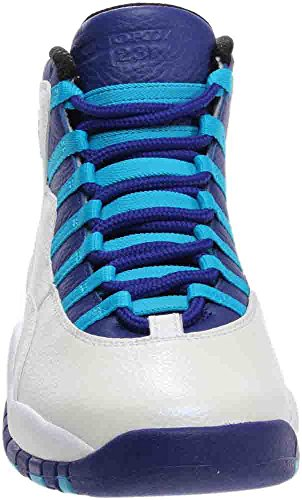 0727ba9e91fa4d Nike Air Jordan Retro 10 Charlotte Men s Basketball Shoes Size ...