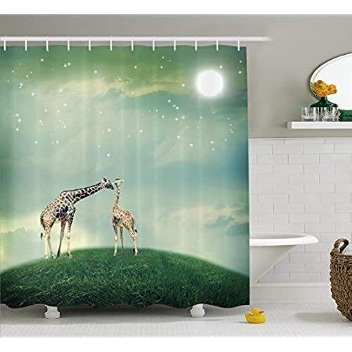 Childrens Shower Curtains: Amazon.com