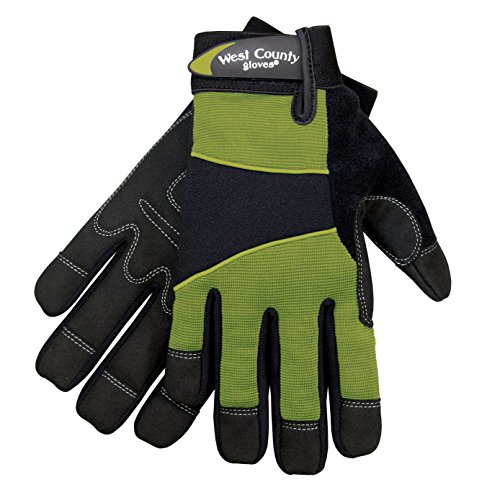 West County Gardener 012S S Womens Work Glove  Small  Stem