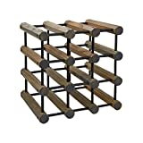 J.K. Adams 40 Bottle Wine Storage Rack, Driftwood