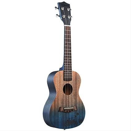 Romantic Ocean Concert Ukulele 23 Inch 4 Cuerdas Guitarra Hawaiian ...