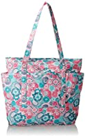 J World New York Emily Tote Bag, Blue Raspberry, One Size