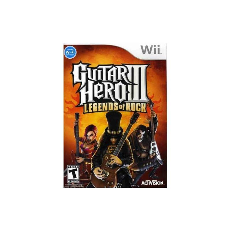 Guitar Hero III: Legends of Rock - Ninte