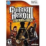 Guitar Hero III: Legends of Rock - Nintendo Wii (Game only)