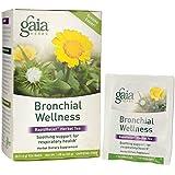 Gaia Herbs Bronchial Wellness Tea - 16 bags