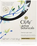Olay Active Botanicals Intensive Night Cream, 1.7 Oz Review