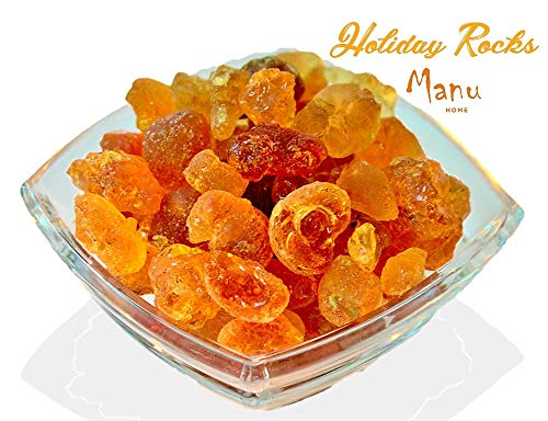 Manu Home Holiday Spice Potpourri Crystal Rocks~ Enjoy a Blend of Red Currant, Evergreen and Juniper | Unique Gift for Anyone | Made in The USA! by Manu Home (Image #3)