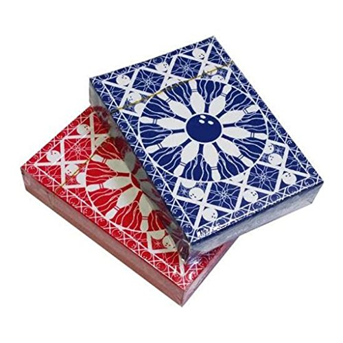 Bowling Standard Playing Cards- Blue Deck