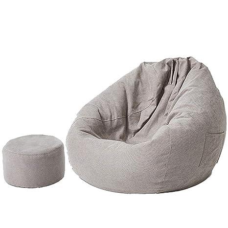 Amazon.com: CI-SOFA - Puf de bazar para interior, relleno de ...