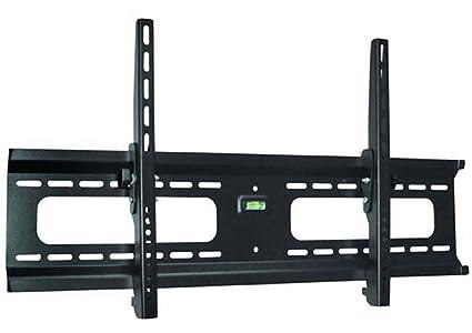 Amazon com: Ultra-Slim Black Adjustable Tilt/Tilting Wall