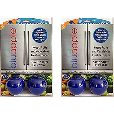 BluApple One-Year Combo Pack (Pack of 2)