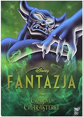 Fantasia DVD Region 2 IMPORT No hay versión española: Amazon.es: Animacja, Leopold Stokowski, Deems Taylor, Corey Burton, Walt Disney, James MacDonald, Julietta Novis, Paul J. Smith, Hugh Douglas, Tim Matheson, Norman Ferguson,