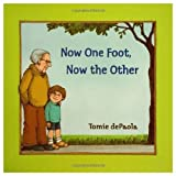Now One Foot, Now the Other, Tomie dePaola, 0399207759