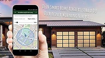 Intertechno MasterGate IT-MG Smarthome vom Smartphone weltweit steuerbar