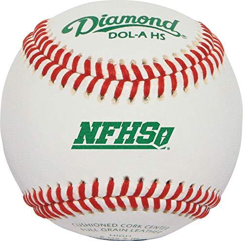Diamond DOL-A NFHS/NOCSAE Official League Baseball (Dozen)