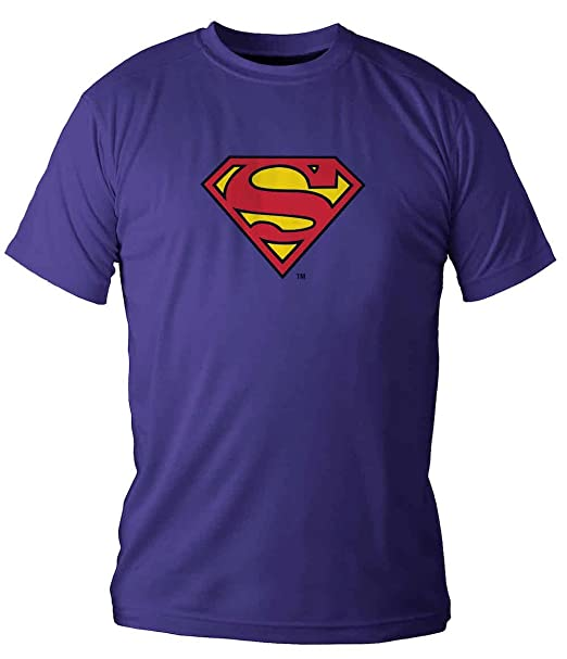 3aa34725fe699 Amazon.com: SD toys - T-shirt DC Universe - Homme Logo Superman ...