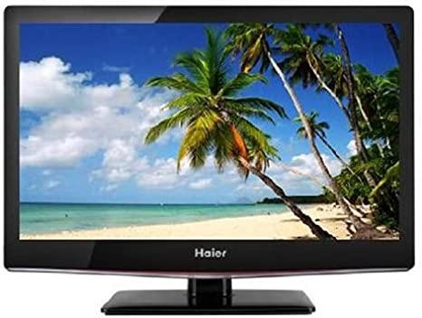 Haier Let26C430 - Televisión LED de 26 pulgadas Full HD color negro: Amazon.es: Electrónica