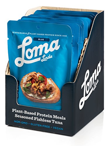 Loma linda blue vegan meal solution lemon pepper fishless tuna loma linda blue vegan meal solution lemon pepper fishless tuna 3 oz pack of 12 non gmo gluten free recipes from pins forumfinder Choice Image
