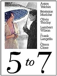 5 to 7 (2015)  Drama, Romance, Comedy ( HD )  Olivia Thirlby, Anton Yelchin