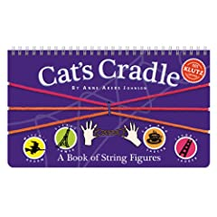 In today's hi-tech world, people have completely forgotten how to make The Cup and Saucer, The Witch's Broom, and Jacob's Ladder. Thank goodness for Cat's Cradle. This book's simple directions and ultra-clear instructional art are foolproof, ...