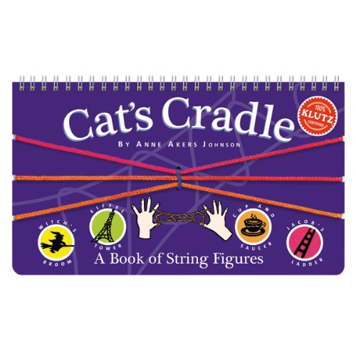 Old World Cradle - Cat's Cradle Book Kit-