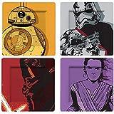 Star Wars Plate Set: Kylo, BB-8, Stormtrooper