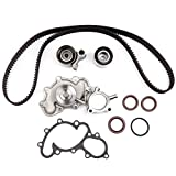 Scitoo Timing Belt Water Pump Kit Fits 1995-2004 3.4L Toyota Tacoma Tundra 24 Valve 5VZFE