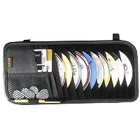 Accesorios personalizados 31501 10-Pocket CD Visor Organizer