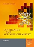 Lanthanide and Actinide Chemistry 9780470010068