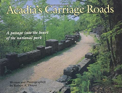Acadia's Carriage Roads (Acadia National Park Guide - Malaysia Caravan