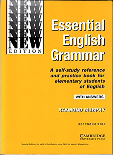 Amazon.com: Essential English Grammar (9788175960299): Murphy: Books