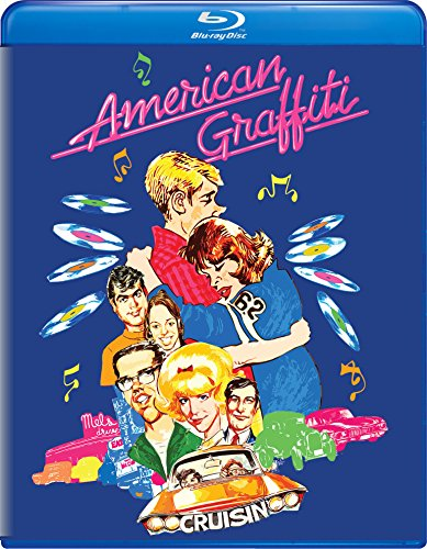 Blu-ray : American Graffiti (Snap Case, Slipsleeve Packaging)