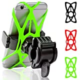 2017 Mongoora Bike Phone Mount for any Smart Phone: iPhone 7 /7+, 6 /6+,...