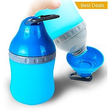 Pet Supplies Tiovery Dog Water Bottle Pet Travel Water