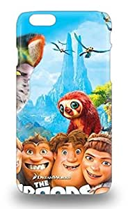 Dream Works The Croods Feeling Iphone 6 On Your Style Birthday Gift Cover 3D PC Case ( Custom Picture iPhone 6, iPhone 6 PLUS, iPhone 5, iPhone 5S, iPhone 5C, iPhone 4, iPhone 4S,Galaxy S6,Galaxy S5,Galaxy S4,Galaxy S3,Note 3,iPad Mini-Mini 2,iPad Air )
