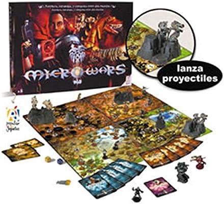 Popular de Juguetes Microwars: Amazon.es: Juguetes y juegos