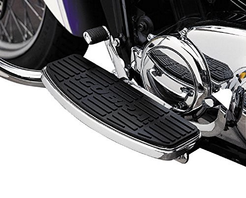 Cobra Front Floorboards for 1997-2007 Honda VT1100 Spirit - Chrome ()