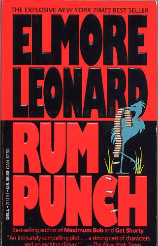 - 8 Titles By Elmore Leonard: Rum Punch, Out of Sight, Gold Coast, the Big Bounce, Cuba Libre, Be Cool, Tishomingo Blues.