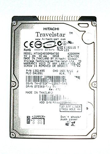 refurbished-30gb-hitachi-travelstar-4k40-95mm-4200rpm-ata-5-hts424030m9at00