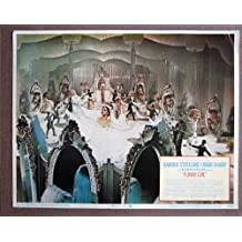 CT15 Funny Girl STREISAND wedding seq '69 Lobby Card. This is an original lobby card; not a dvd or video. Lobby cards were used to advertise film playing at theater and they measure 11 by 14 inches.
