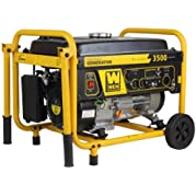 WEN 56352-CA 3000 Running Watts/3500 Starting Watts, Gas Powered Portable Generator, CARB Compliant
