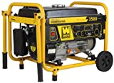 WEN 56352 3500-Watt 212cc 7 HP OHV Gas-Powered Portable Generator with Wheel Kit