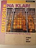 Deutsch, Na Klar! : An Introductory German Course, Di Donato, Robert and Clyde, Monica D., 0070169691