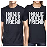 Best 365 Printing Friend Matching Gifts - 365 Printing Homie Lover Friend Navy Matching Couple Review