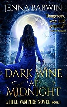 Dark Wine Midnight Vampire Novel ebook product image