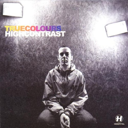 CD : High Contrast - True Colours (Jewel Case Packaging)